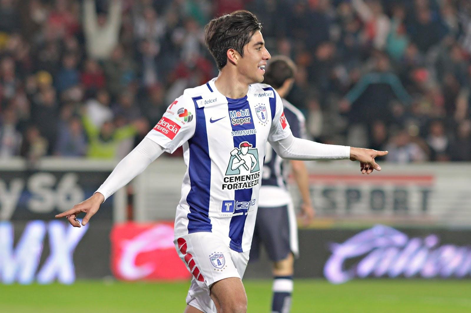 Rodolfo Pizarro.