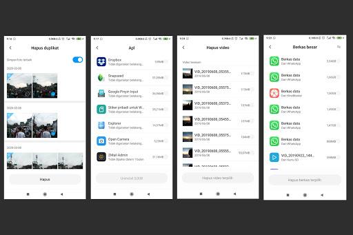 Cara Mengatasi Internal Memori Penuh di Xiaomi