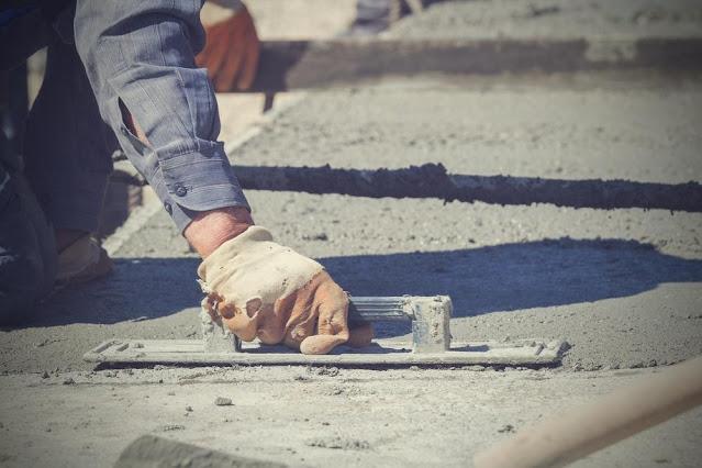 Soluções de concreto comercial