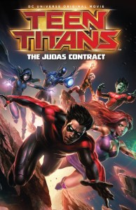 Download Film Teen Titans: The Judas Contract (2017) BRRip Subtitle Indonesia