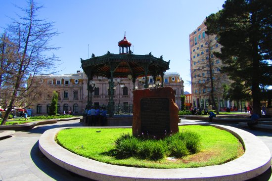 Plaza de Armas, Chihuahua