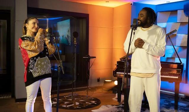Clovis anuncia novo álbum e feat. com Claudia Leitte
