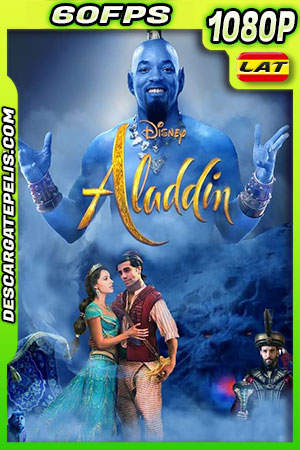 Aladdin (2019) 1080p BDrip 60fps Latino – Ingles