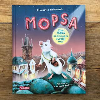 Mopsa - Eine Maus kommt ganz groß raus