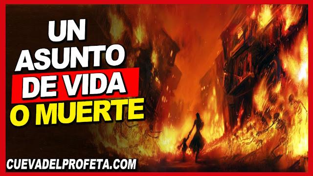 Un asunto de vida o muerte - William Marrion Branham en Español