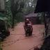 Crecida del río Blanco inunda decenas de viviendas en Sabana del Puerto, Monseñor Nouel