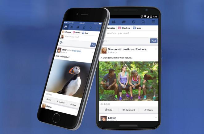 Puffin for Facebook滑臉書為你省下80%手機流量