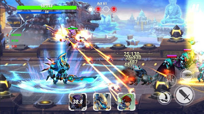 Heroes Infinity God Warriors Mod Apk Update Offline  Heroes Infinity God Warriors Mod Apk 1.23.11 Update Offline (Unlimited Coins/Gems)
