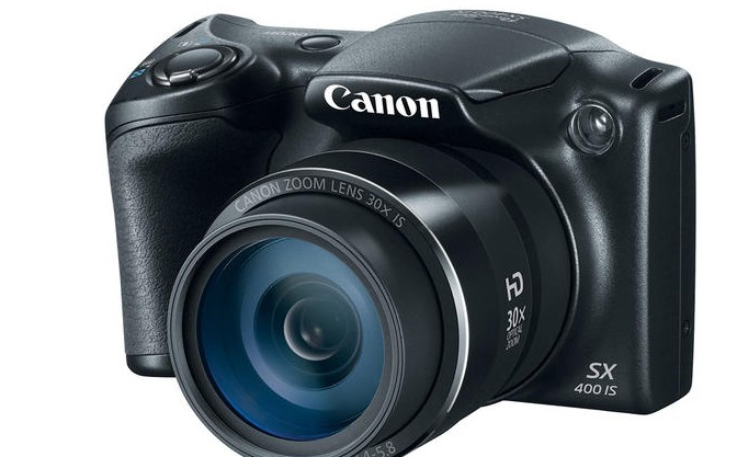 canon powershot sx400 is manual