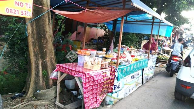 Tanpa Pasar Ramadan, Penjual Wadai Ramadan Tetap Ramai Pembeli