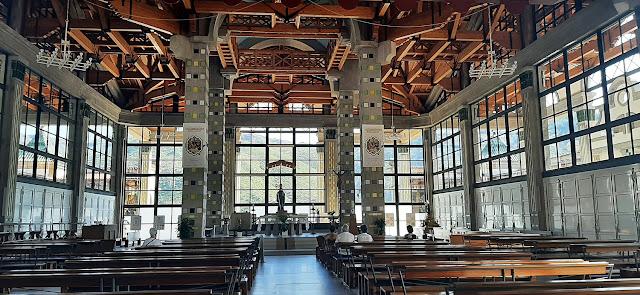 Igreja na Cripta de São Bento da Porta Aberta