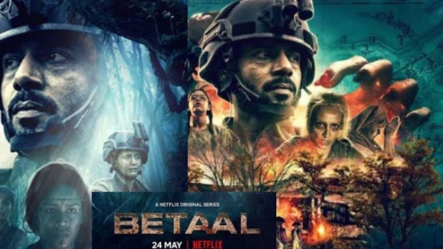 Shahrukh Khan's web series Betaal released