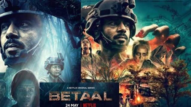 Shahrukh Khan's web series Betaal released