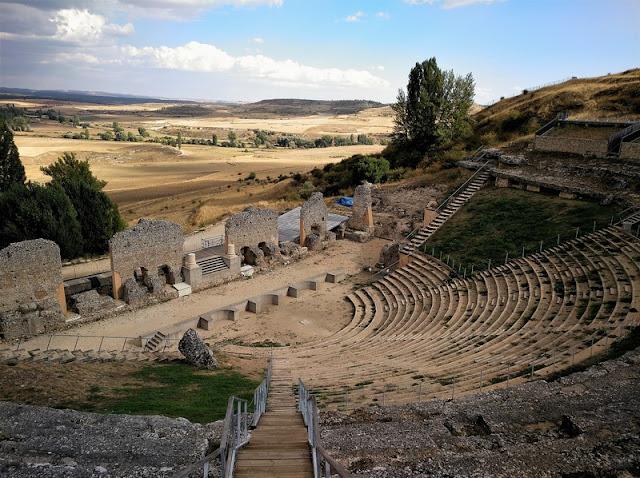 Teatro romano de Clunia