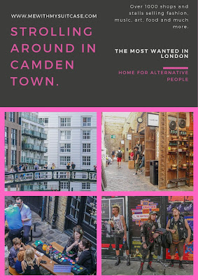 What to do in Camden Town