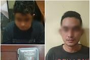 Kantongi Sabu, Dua Orang Pelaku Ditangkap Satresnarkoba Polres Serang Kota