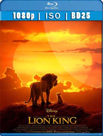 El Rey León (The Lion King) [2019] [BD25] [1080p] Latino [GoogleDrive] SilvestreHD
