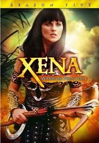 Xena la princesa guerrera Temporada 5