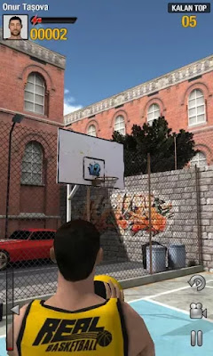 real basketball hile apk
