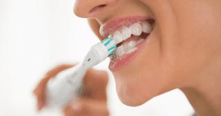 Cómo usar cepillo de dientes eléctrico