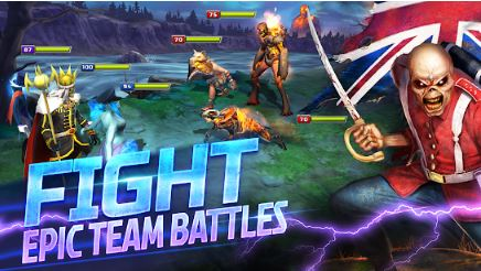 iron maiden legacy of the beast game apk