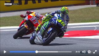 Rossi Juarai GP CATALUNYA