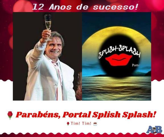 12 anos do Portal Splish Splash