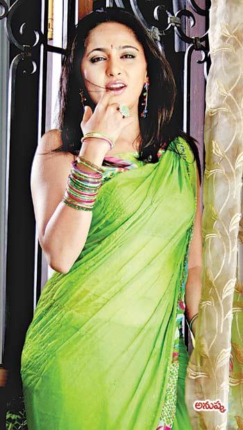 Anushka Shetty Rare