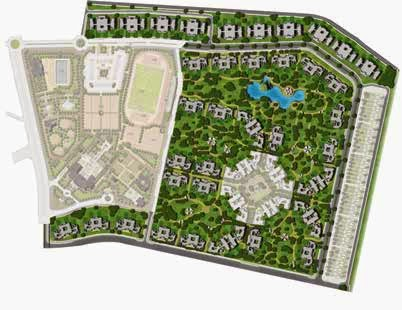 Apartment Ground Floor For Sale At Compound New Giza Buy