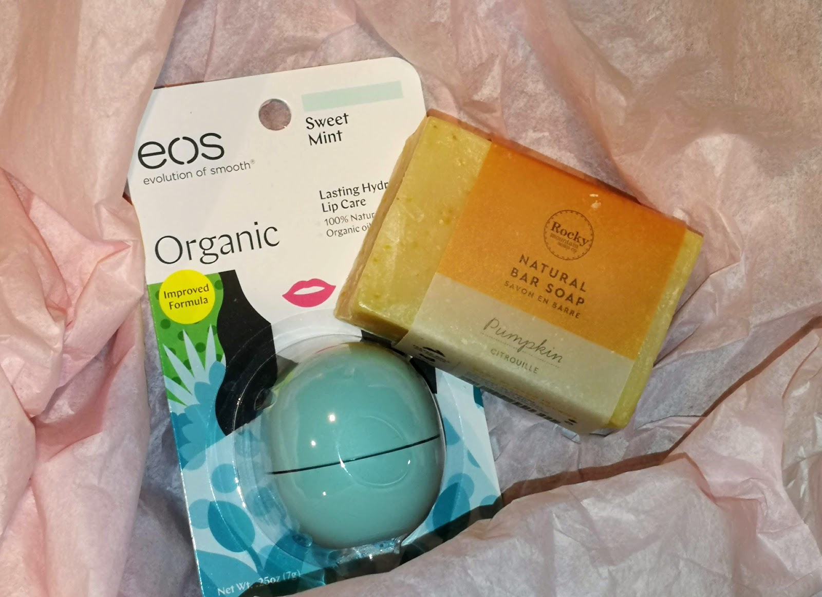EOS Lip Balm and Rocky Mountain Soap Company Giveaway!