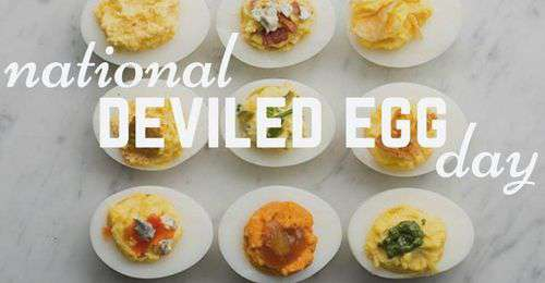 National Deviled Egg Day Wishes Sweet Images