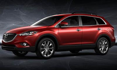 2016 Mazda CX-9 nouveau modèle refonte hd wallpaper