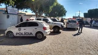 Estudante de direito de Nova Floresta é preso acusado de coagir testemunha do homicídio de jovem em Picuí