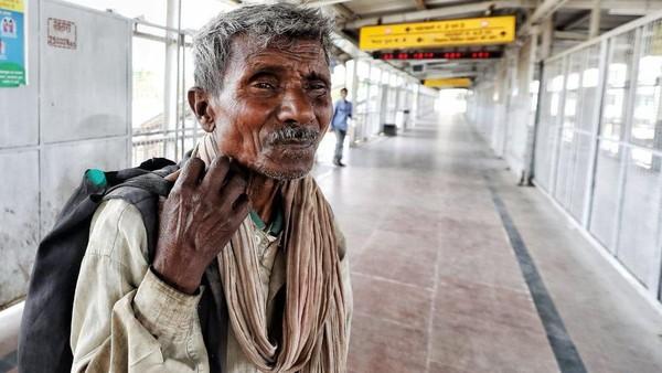 India Lockdown Total, Warga Miskin Takut Kelaparan Akan Bunuh Banyak Orang