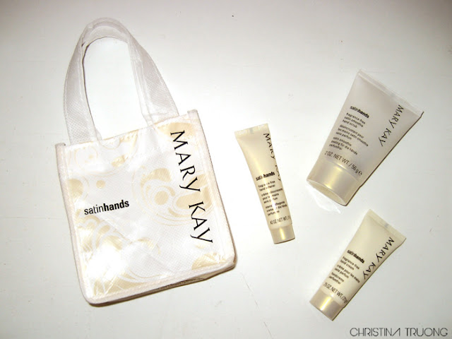 Mary Kay Satin Hands Pampering Set Review