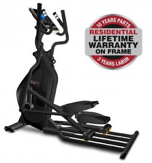 Bodyguard E45 Elliptical Cross Trainer, image, review features & specifications