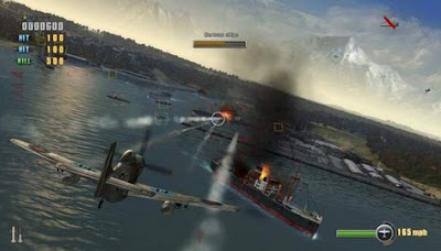 Dogfight 1942 Limited Edition Game Perang Dunia Pesawat | Download Game Gratis Full Version : PC, Tablet, Android