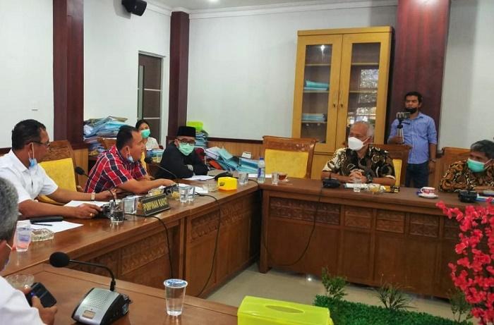 """Komisi III DPRD Batam, """"Pertemuan Berikutnya Kita Minta ATB dan YLKI Hadir"""""""