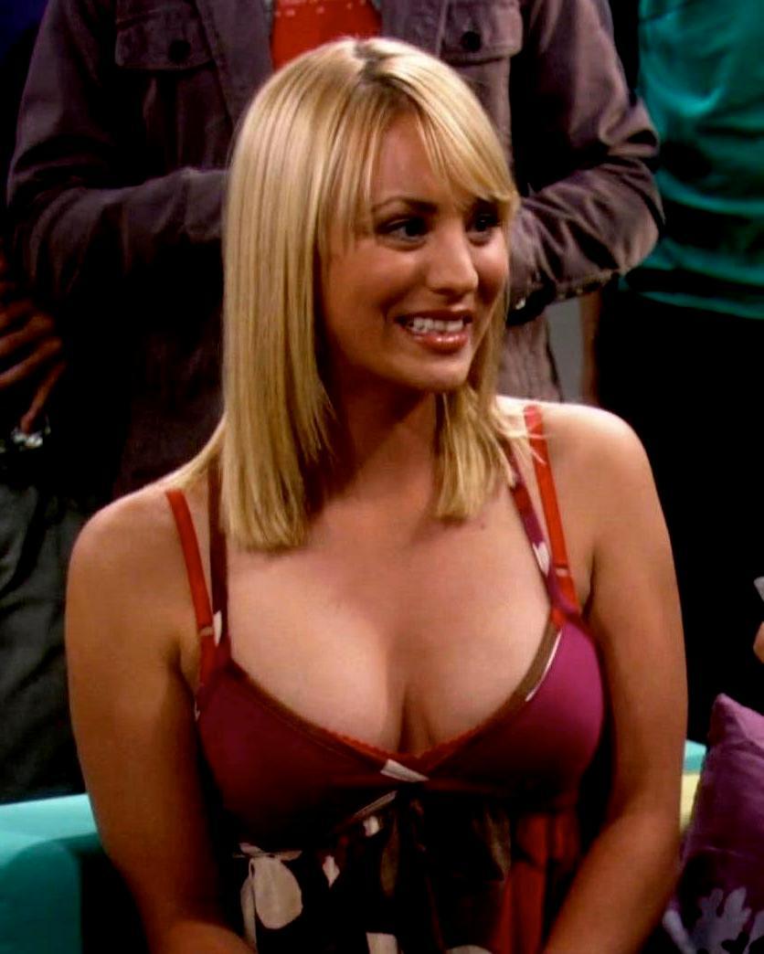 Penny big bang theory bikini