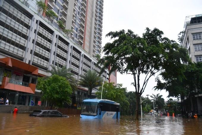 Jakarta Banjir, Politikus PAN Kecam Anies Baswedan