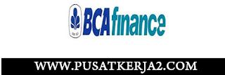 Lowongan Kerja Medan SMA SMK D3 S1 PT BCA Finance Mei 2020