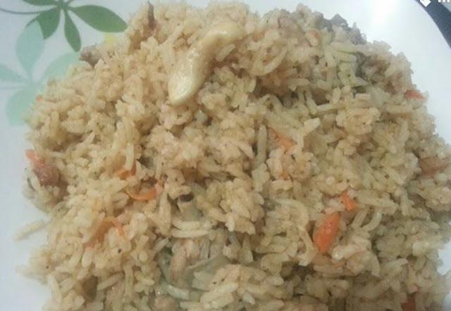 කබ්සා රයිස් සාදාගන්නා ආකාරය (Kabsa Rice) - Your Choice Way