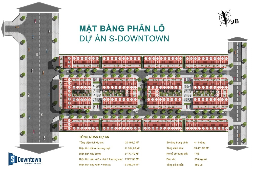 mat-bang-shophouse-lien-ke-sdowntown