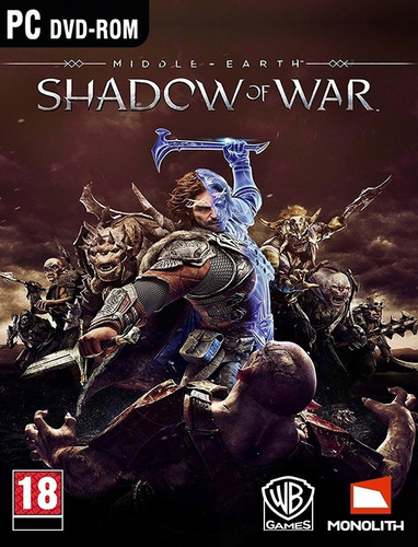 Middle Earth Shadow of War Torrent (PC)