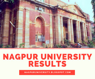 Nagpur University BA Part I 1st year Exam Result Summer 2018