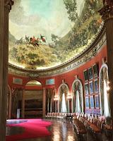 Salón Elíptico del Palacio Federal Legislativo
