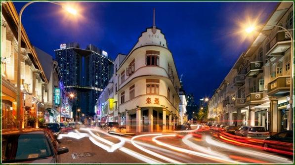 Keok Saik Streed Road - 5 Tip Liburan Di Kota Tua Singapura - Tempat Wisata Singapore Yang Harus Dikunjungi