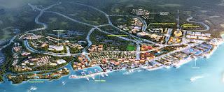 Menparekraf Sandiaga Uno Dukung Proyek Bakauheni Harbour City