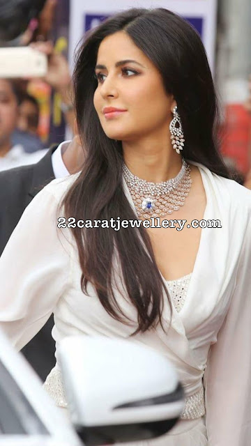 Katrina Kaif Diamond Choker