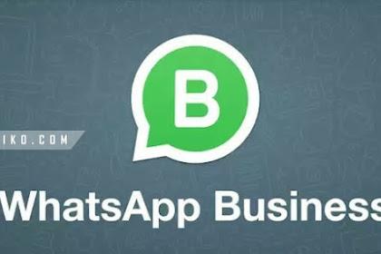 Uji Coba Aplikasi WhatsApp Business Untuk Android
